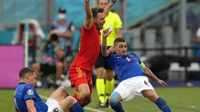 İtalya gol yemeden tur atladı