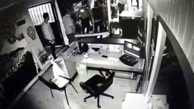 Karakolda ölüme soruşturma: Son görüntüleri çıktı