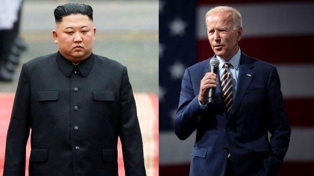 Kuzey Kore Lideri Kim Jong-Un'dan ABD Başkanı Biden'a mesaj