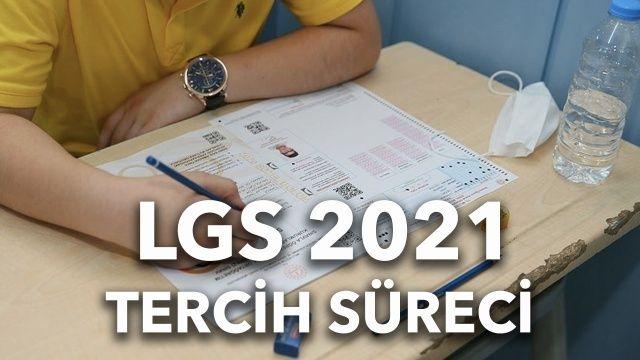 LGS tercih sonuçları 2021 sorgulama: LGS tercih sonuçları nereden bakılır?