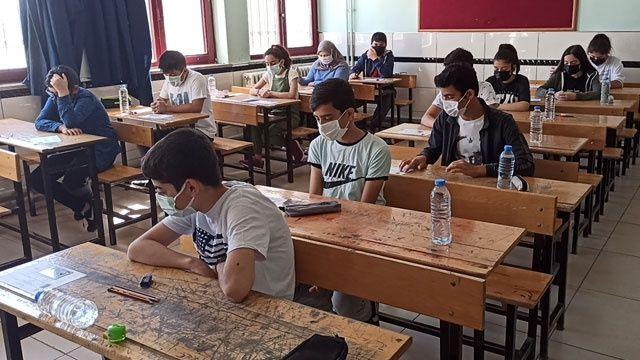 LGS kapsamındaki merkezi sınav sona erdi