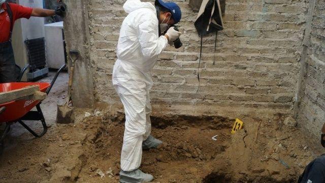Meksika'da seri katilin evinden binlerce insan kemiği çıktı