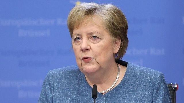 Merkel: AB, Rusya ve Türkiye ile ilişkilerde büyük zorluklarla karşı karşıya
