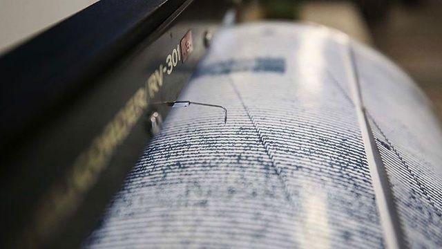 Muğla Datça açıklarında 4 büyüklüğünde deprem