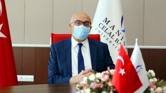 Prof. Dr. Ahmet Ataç, üniversite içerisinde kaza geçirdi
