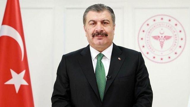 Sağlık Bakanı Fahrettin Koca'dan yerli aşı müjdesi
