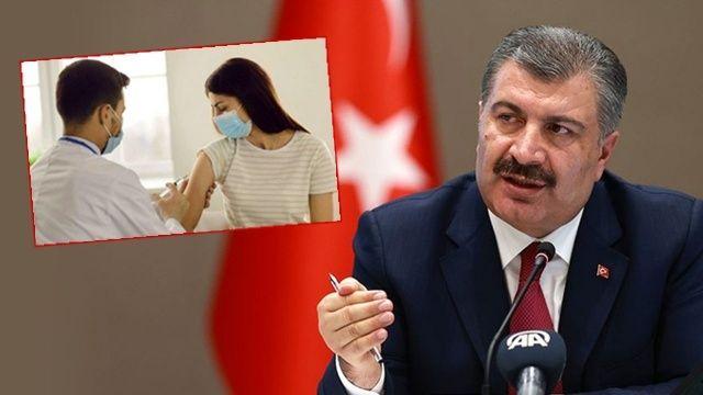 Sağlık Bakanı Koca duyurdu: 3. doz aşılama başlıyor
