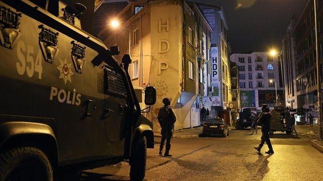 HDP Esenyurt İlçe Başkanı'na hapis istemi