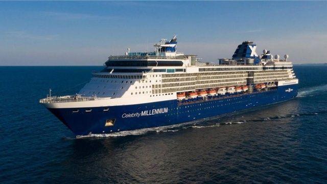 Tam aşıya rağmen 1250 kişilik gemide koronavirüs şoku