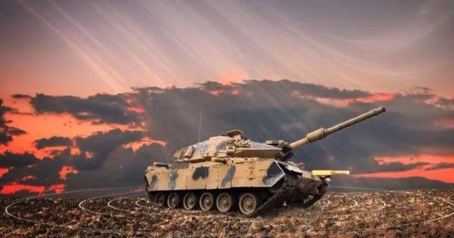 """Tankların çelik yeleği """"Pulat"""""""