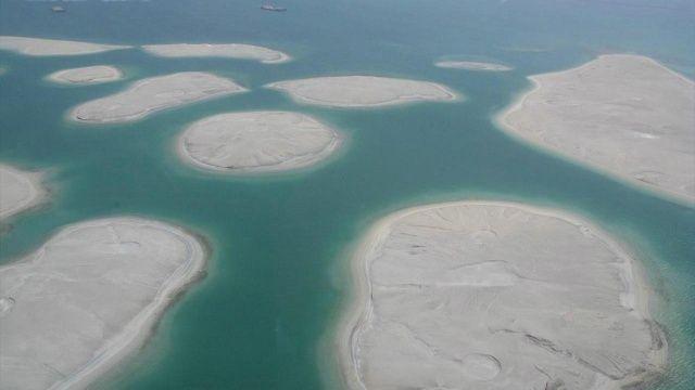 TikTok'ta şaşırtan iddia 'Gizemli adalar kıyamet için güvenli bölgeler'