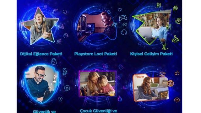 Türk Telekom'dan 'Dijital Paket'ler