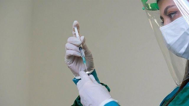 Türkiye'de nüfusun yüzde 25'ine aşı uygulandı
