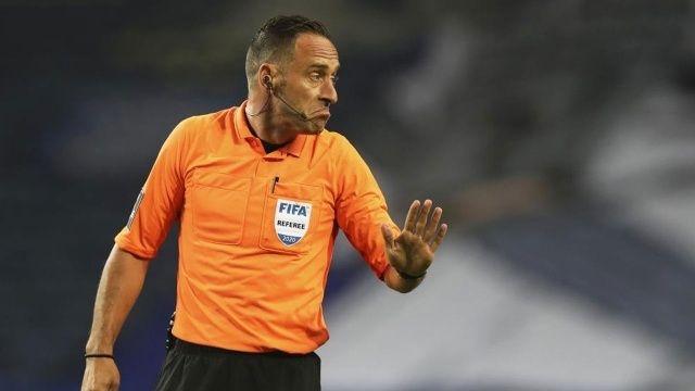 Türkiye - Galler maçına Portekizli hakem