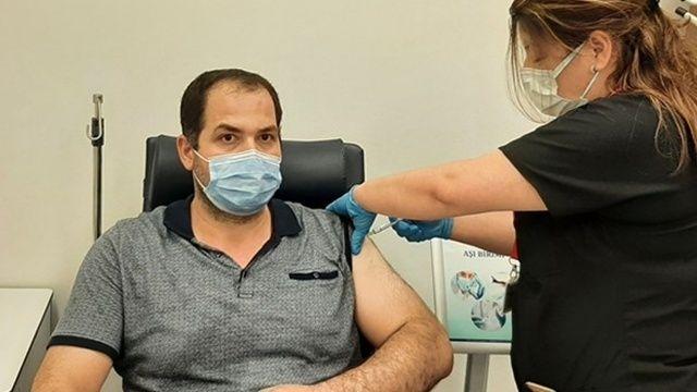 TURKOVAC'ın yan etkisi var mı? Aşı gönüllüsü konuştu