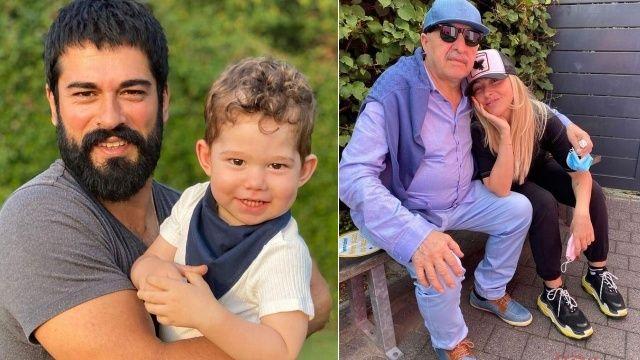 Ünlülerden babalar günü paylaşımı: Sen harika bir babasın