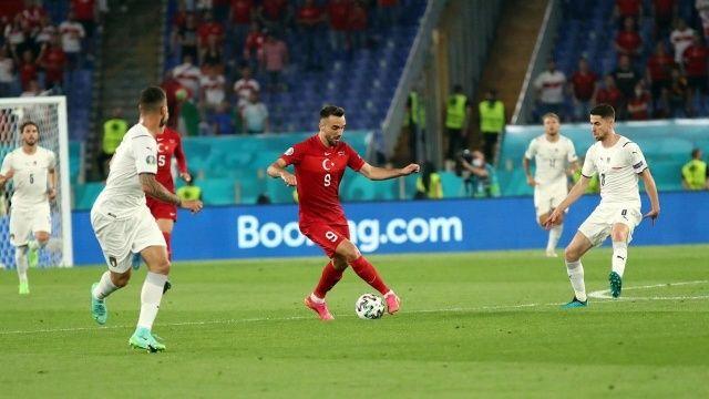 Yabancı basın Türkiye İtalya maçını böyle değerlendirdi