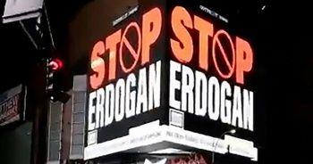 """""""Stop Erdoğan"""" ilanını verenlere dava"""