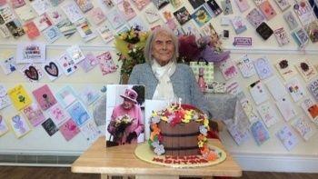 107 yaşındaki kadın uzun yaşamın sırrını açıkladı