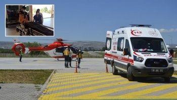 14 yaşındaki çocuk kendini ağaca asarak intihara kalkıştı