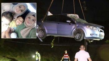 5 kişilik aileyi yok eden sürücüye ceza yağdı