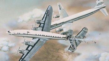 56 yıllık uçak kazasındaki gizem çözülmüş olabilir