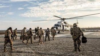 Alman askerleri Afganistan'dan tamamen çekildi