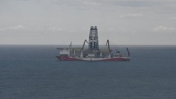 Amasra-1'de keşfedilen doğal gaz enerjiye dönüştü