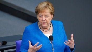 Merkel'den Türkiye'yle işbirliği çağrısı