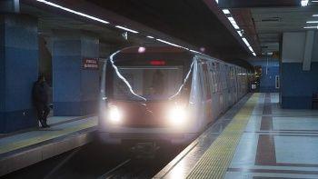 Arıza nedeniyle Metro Hattı'nda bazı seferler durdu