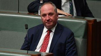 Avustralya Başbakan Yardımcısı'na para cezası kesildi