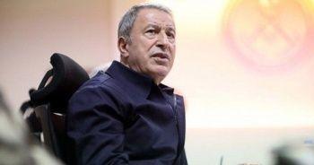 Bakan Akar'dan 'mavi vatan' açıklaması