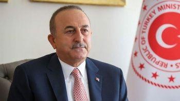 Bakan Çavuşoğlu, Fransa'ya gidiyor