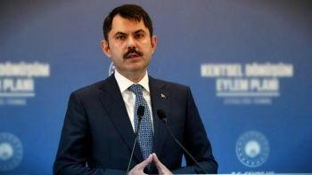 Bakan Kurum:112 işletmeye 15 milyon liralık müsilaj cezası
