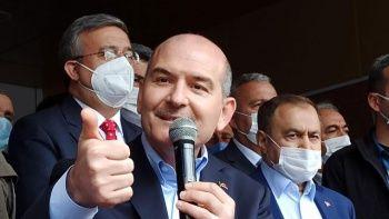 Bakan Soylu'dan doğalgaz keşfi yorumu: Varsın çatlasınlar patlasınlar