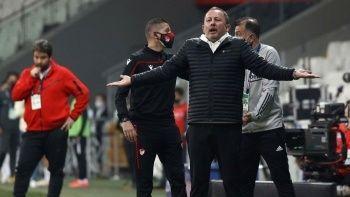 Sergen Yalçın'dan Beşiktaş kararı