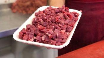 Beyaz et fiyatı kırmızı et ile yarışıyor