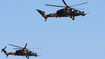 Bir Atak helikopteri daha TSK'nın emrinde