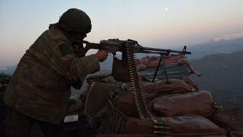 Bitlis'te J-SİHA destekli terör operasyonu