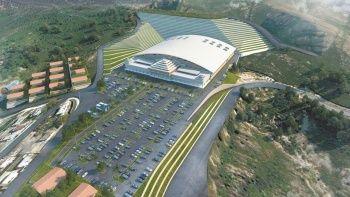 Bodrum'a 83 milyon dolarlık eğlence tesisi