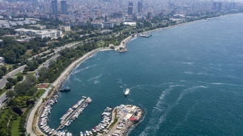Çalışmalar 7 gün 24 saat sürüyor: Bazı sahillerde müsilaj yoğunluğu azaldı