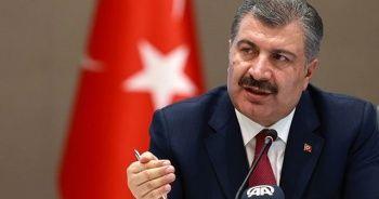Sağlık Bakanı Fahrettin Koca:Maskeli son yaz olacak