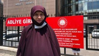 Çarşaflı kadına hakaret davasında karar çıktı