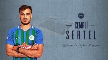 Çaykur Rizespor Cemali Sertel'i kiraladı