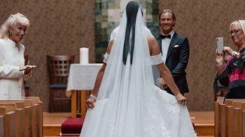 Clubhouse'da evlendiler