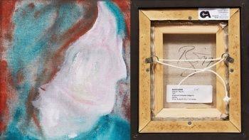 Çöp sahasından 5 dolara aldığı tablo aslında binlerce dolarlık!
