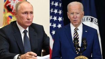 Rusya Başkanı Putin'den Joe Biden'a zirve öncesi mesaj