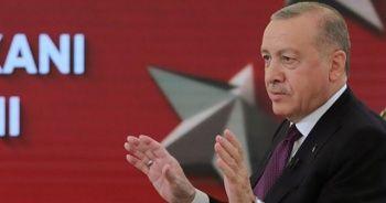 Cumhurbaşkanı Erdoğan'dan Biden'a sözde ermeni soykırımı tepkisi