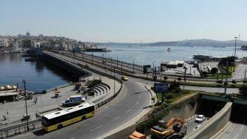 İstanbul'da kısıtlamalı son pazar