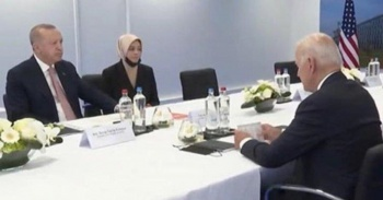 Erdoğan: Fatma, Trump ve Biden'ı şaşırttı